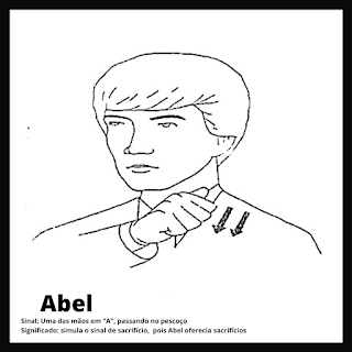 Abel em Libras