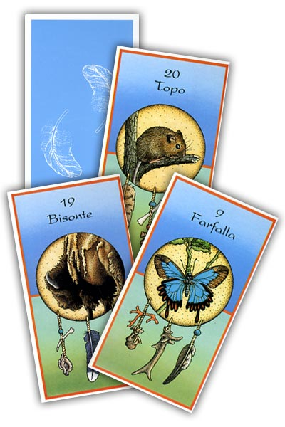 La lettura delle carte è uno strumento efficace per attivare una profonda connessione con le misteriose e naturali forze dell'intuito