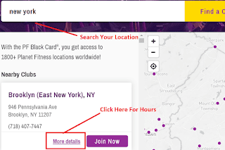 Planet Fitness Locations Near Me