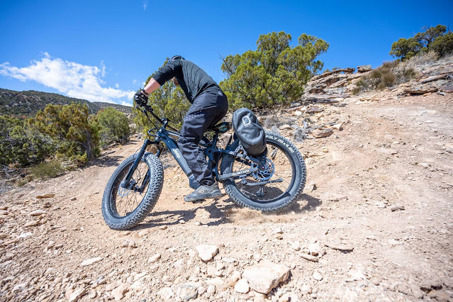Quietkat Jeep e-Bike