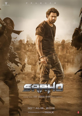 Saaho 2019 Hindi 720p Pre-DVDRip 1.4GB