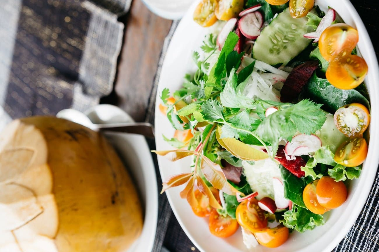 How to make a salad of watercress and beetroot