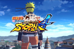 How to Free Download and Play Game Naruto Shippuden Ultimate Ninja Storm 4 for Computer PC or Laptop