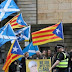 Catalan leader travels to Scotland for historic talks