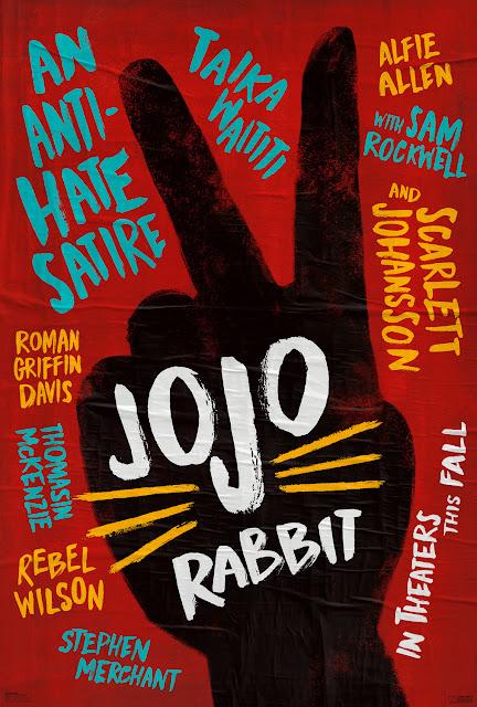 Jojo Rabbit scarlett johansson poster