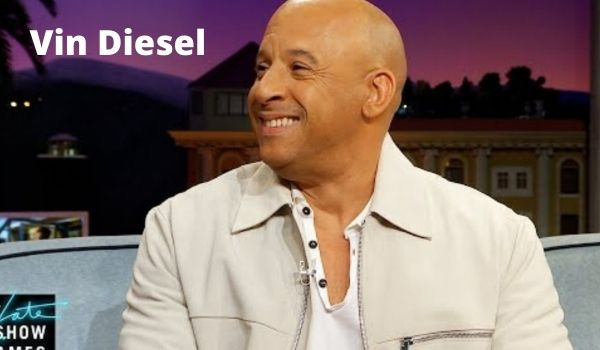 Vin Diesel height