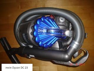 Dyson DC23 Allergy Parquet Staubsauger