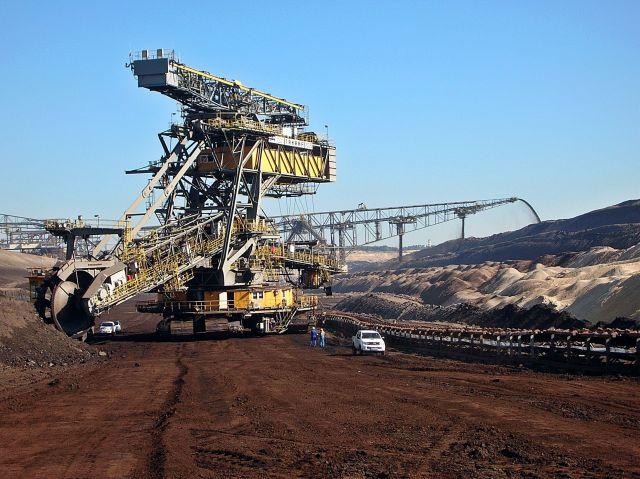 kopalnia węgla brunatnego, Tagebau Nochten