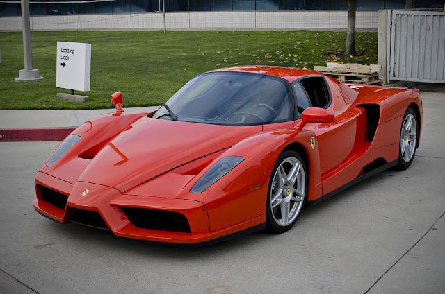 Ferrari Enzo 2000s Italian supercar
