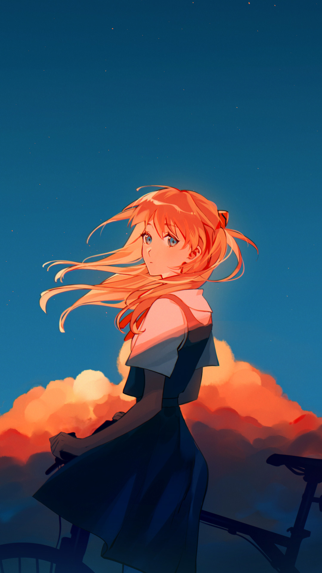 Asuka Langley Soryu wallpaper