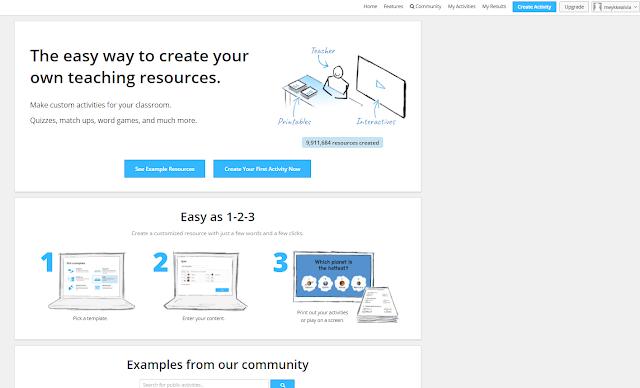 Wordwall, 5 Website Keren untuk Ngajar Bahasa Inggris Secara Online