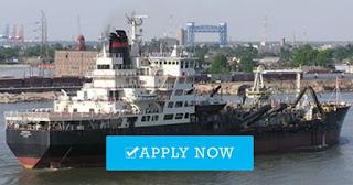 Career in dredger ship