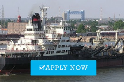 Career in dredger ship