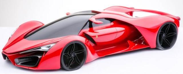 2016 Ferrari F80 Concept