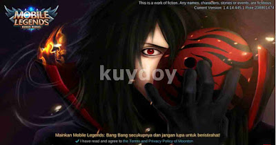 100+ Script Custom Background Loading Masuk Mobile Legends Terbaru