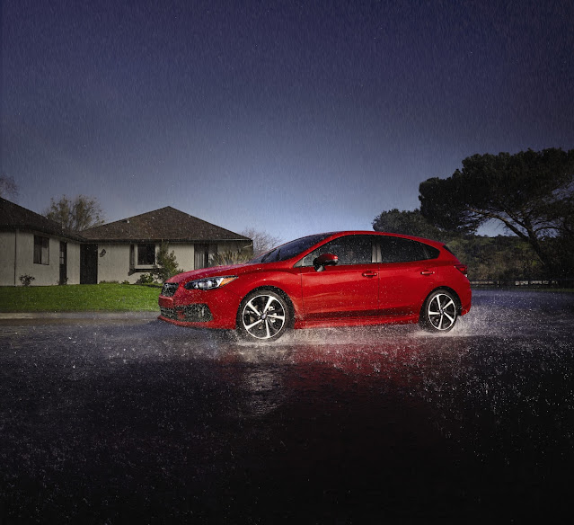 2021 Subaru Impreza Review