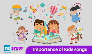 Importance of children's songs in education