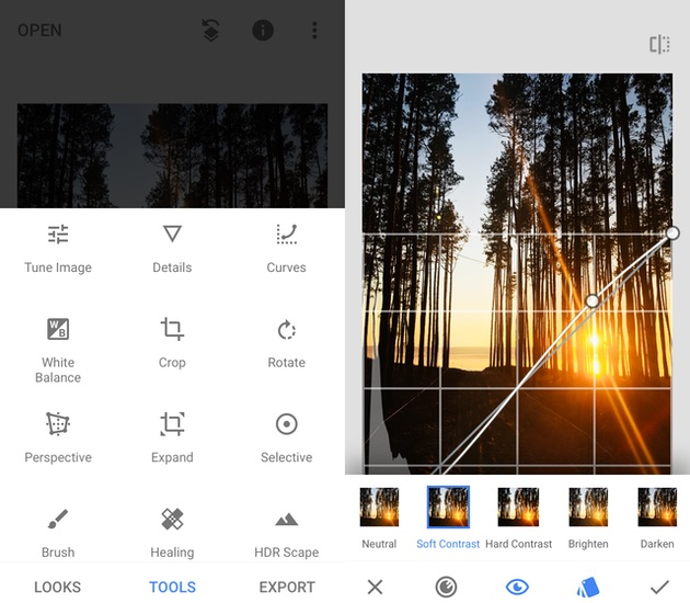 Snapseed VS Lightroom Which Is The Best?