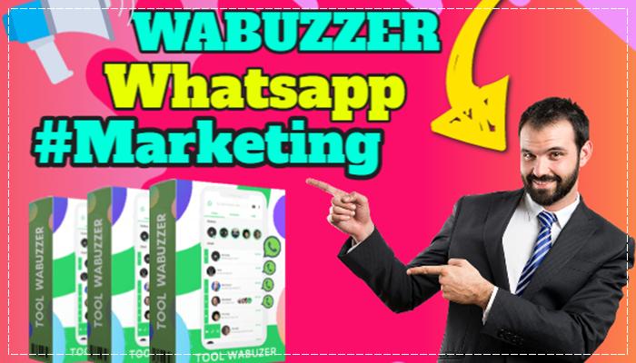 WA Buzzer (Whatsapp Automation)