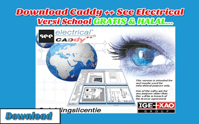 Download Caddy ++ See Electrical Versi School GRATIS Dan HALAL