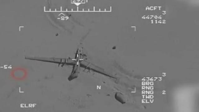 L'Iran sostiene di aver l' accesso ed il controllo di droni americani, mostra come prova i filmati della missione (VIDEO).