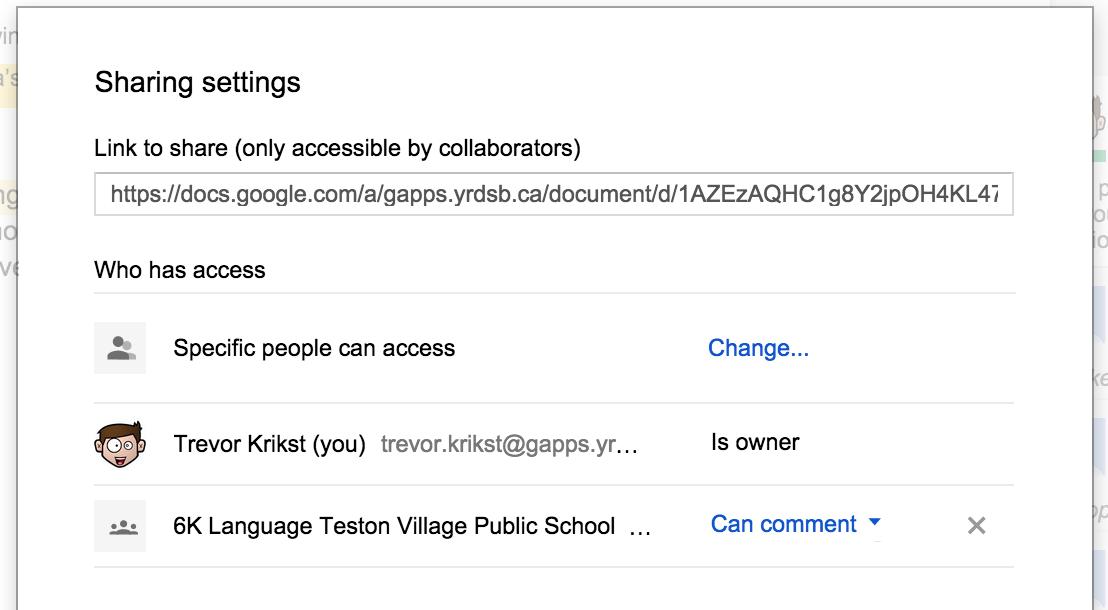 The Gradual Release of Responsibility via Google Classroom