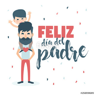 fathers day 2019 images in Spanish
