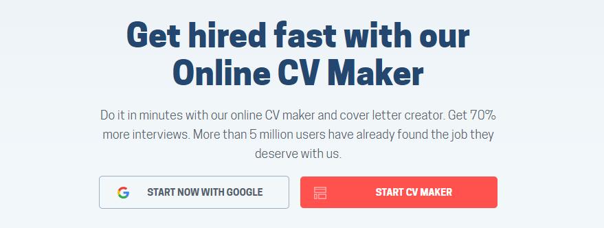online-cv-maker