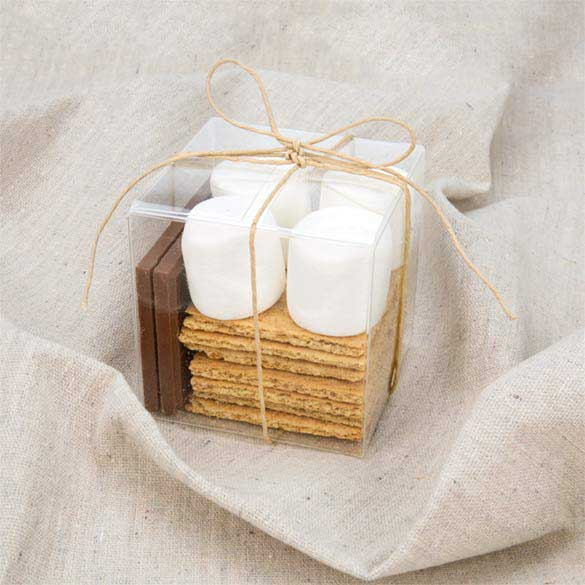 Wedding Take Home Gifts: How To Make A S'mores Kit Wedding Or Party Favor