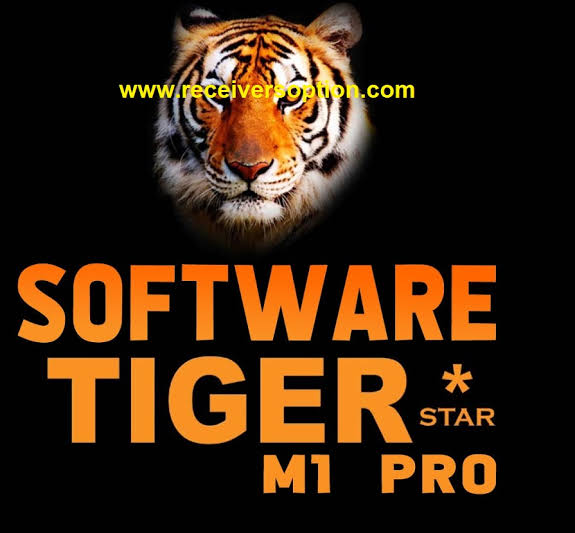 Tiger Star M1  New Update Firmware Receiver
