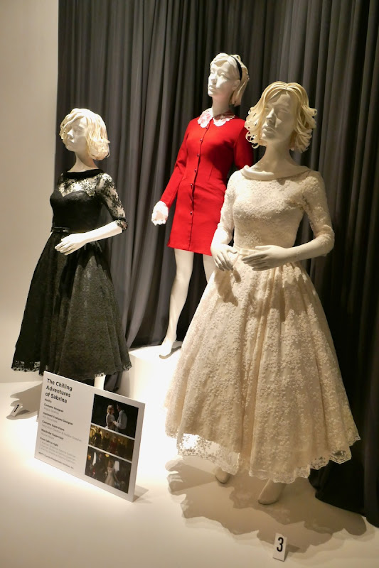 Kiernan Shipka Chilling Adventures Sabrina costumes