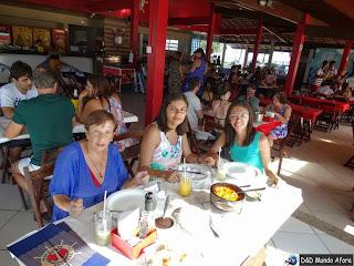 Restaurante Pedra da Paquera - Guarapari - Espírito Santo
