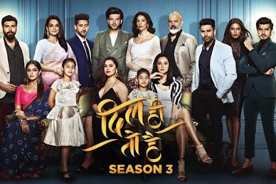 Dil Hi Toh Hai Season 3 poster