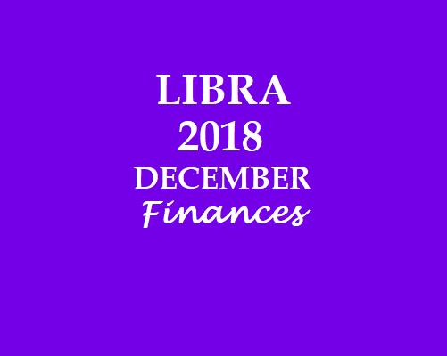 libra career horoscope december