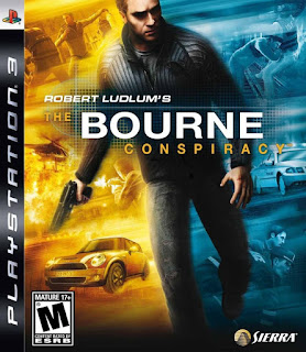 The Bourne Conspiracy PS3 Torrent