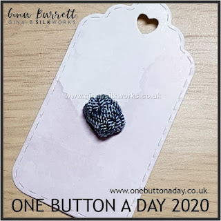 Day 214 : Hunter - One Button a Day 2020 by Gina Barrett