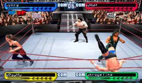 WWF Smackdown 2 Mod Apk Download