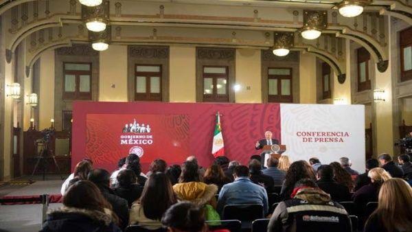 López Obrador reitera gratuidad del sistema de salud mexicano