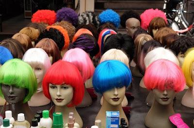 Tertarik Dengan Wig? Hindari 5 Kesalahan Sebelum Memakainya