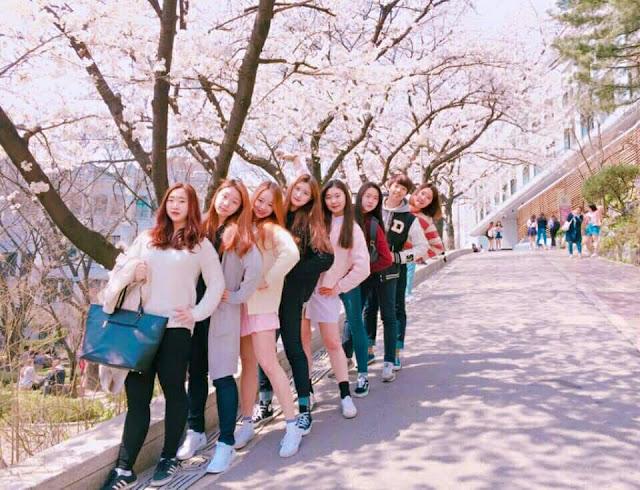 Tuyển sinh du học Hàn Quốc năm 2017