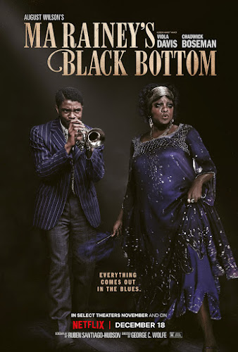 Ma Rainey's Black Bottom (Web-DL 720p Dual Latino / Ingles) (2020)