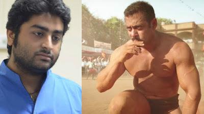 सलमान खान ने गायक अरिजीत सिंह को पहचानने से इंकार कर दिया।