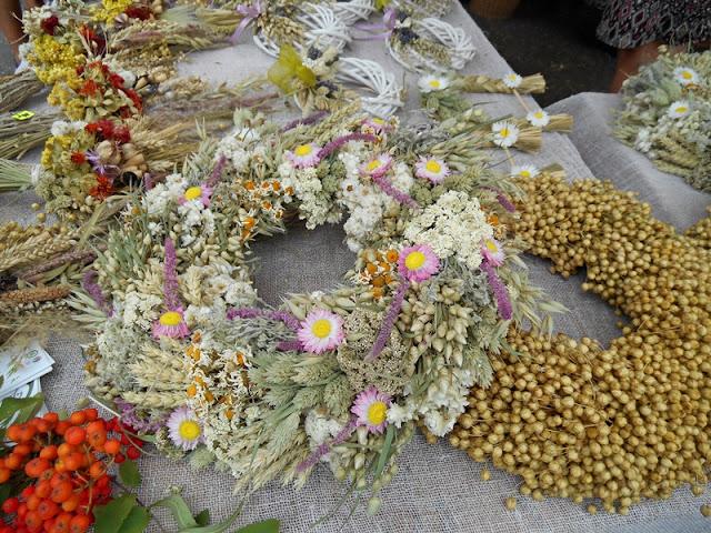 kwiaty, zioła, owoce, handel