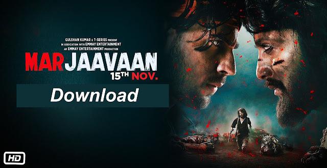 Marjaavaan - Hindi Full Movie Leaked Online By [Tamilrockers]