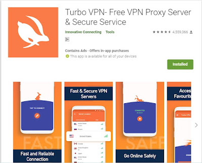 best free legal vpn turbo free vpn from google play store for free