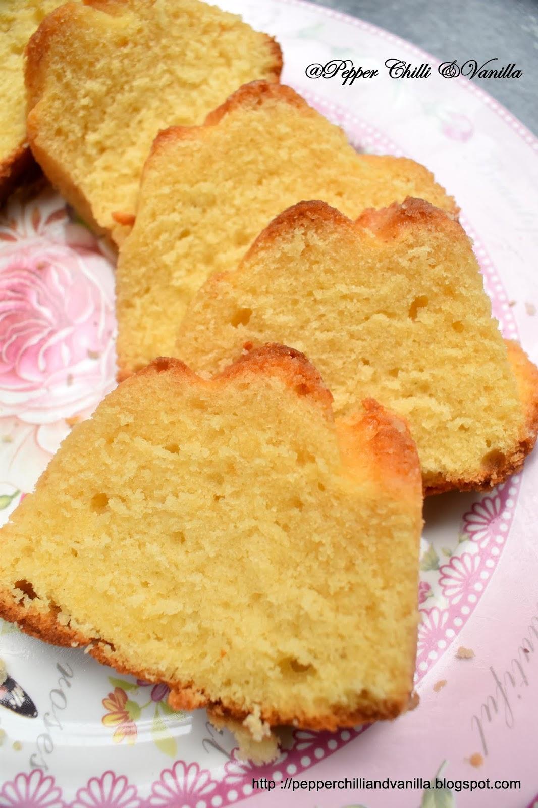 soft moist cream cheese pound cake