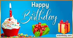 Free Birthday Images with Wishes and Names –Name and Wish on birthday card