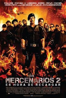 descargar Los Mercenarios 2, Los Mercenarios 2 español