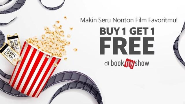 aplikasi tiket bioskop beli 1 gratis 1