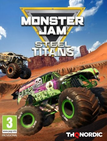 Monster Jam Steel Titans torrent download for PC ON Gaming X
